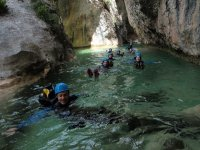day of canyoning