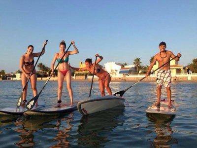 kiteclass Paddle Surf