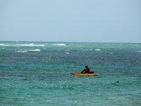 Vistas de Benicassim desde el kayak