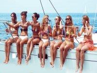 Despedidas de soltera en barco