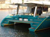 Alquiler de embarcación de recreo