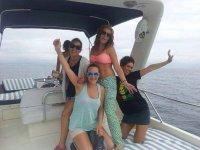 la mejor experiencia de navegacion entre amigas