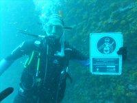 Disfrutando del submarinismo