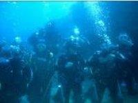 Inmersiones en el Mediterráneo