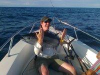 在塔拉戈纳钓鱼钓鱼之旅
