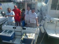 Go fishing in Tarragona