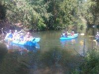Excursion en el rio