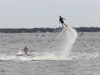 飞往潜水享受Flyboard