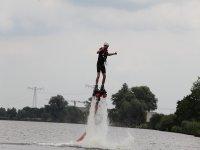Volando con un flyboard