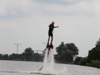 Volare con un flyboard