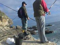 pesca en santa marina