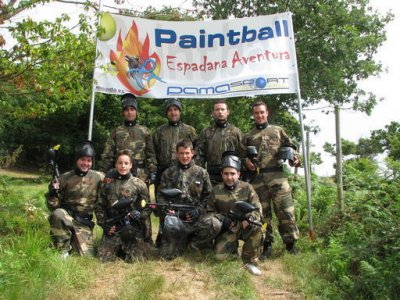 Paintball Espadana Aventura