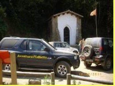 Aventures Vallalta Rutas 4x4