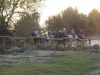 Ruta del lince a caballo