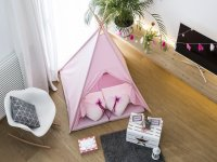 Tipi for girls in Mallorca