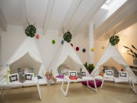 Tipis to meet in Mallorca