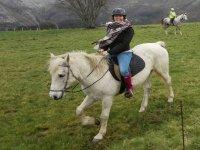 passeggiate a cavallo attraverso la montagna asturiana