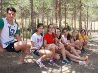 Grupo de campamento