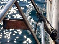 Detalle del barco