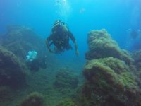 探索海底深潜