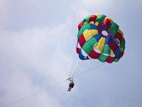 双人帆伞运动