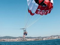 Parascending for 3 in Barna