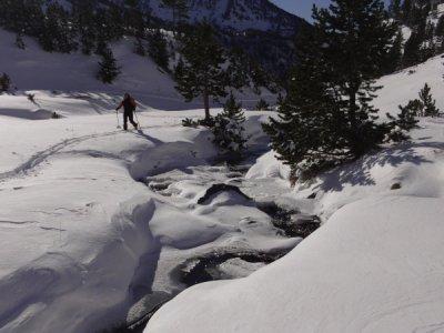 Tramuntanya Raquetas de Nieve
