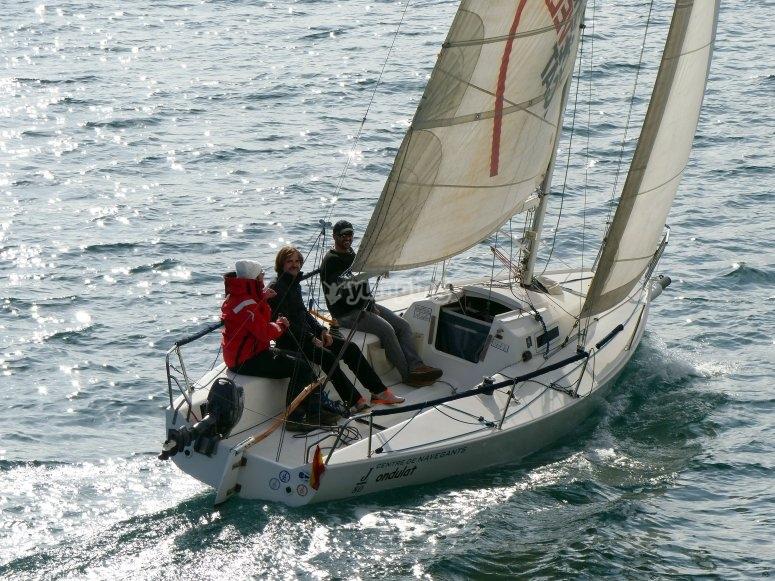 Aprendiendo a navegar