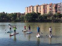 Grupo de sup en el Ebro