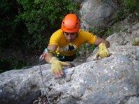 Escalando en Tivissa