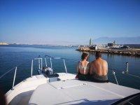 Paseo en barco por Almería