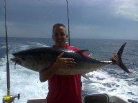 cliente con atun de 29 kg