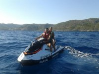 Jet ski for two