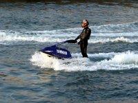 水上摩托车运动测试