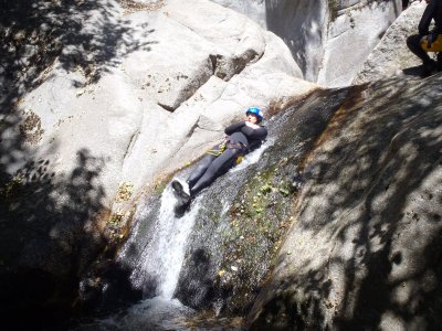 Canyoning for beginners Hoces del Júcar, 3 hours