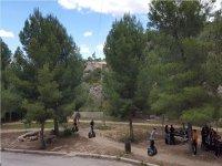 Circuito multiaventura en el Ebro
