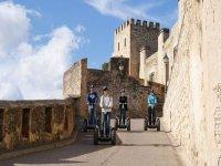 visitas al castillo