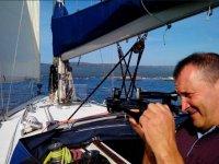 yacht skipper practice