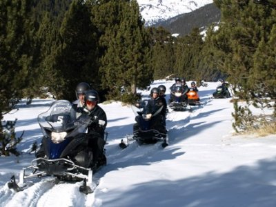 Skioptions Motos de Nieve
