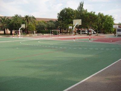 Colegio el Prat Campus de Fútbol