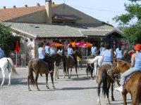 Rutas a caballo para grupos