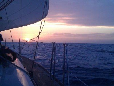 Alquilar catamarán a vela desde Port Olimpíc
