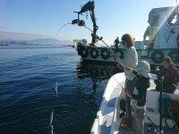 Pescar en familia Ría de Arousa
