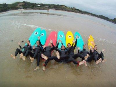 Escuela de Surf Isla
