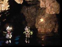 Cuevas sumergidas