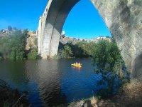 under the new bridge