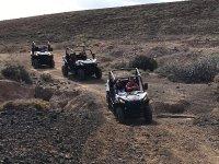 Itinerario in buggy fuori strada attraverso Lanzarote