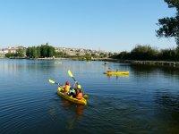 family canoes