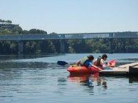 Practice Kayak