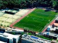 Strutture sportive per il campo di calcio